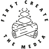 First Create The Media